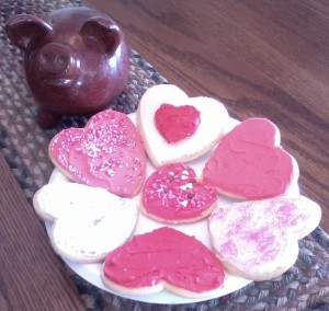 pig and valentines 2