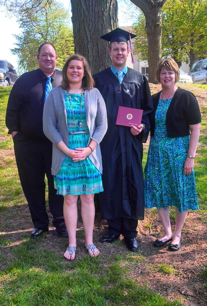 Family Grad