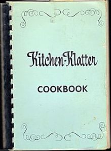 Kitcchen Klatter cookbook