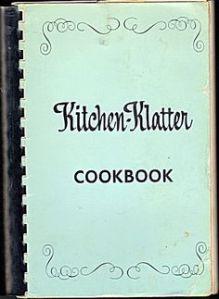 Kitcchen Klatter cookbook