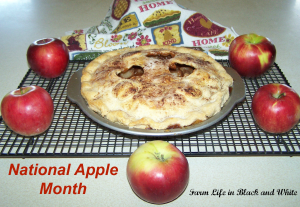 Apple month 2