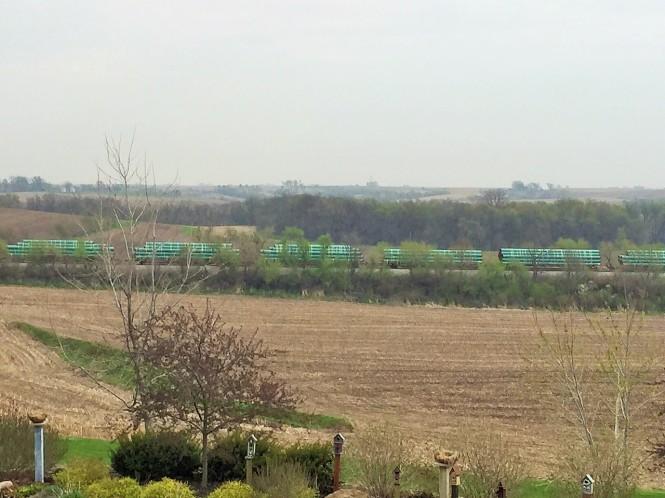Pipeline Train