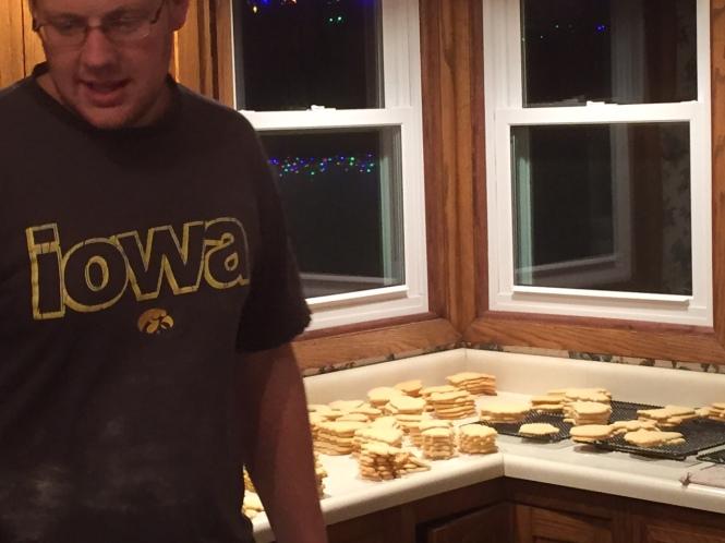 Jacob cookies