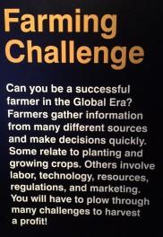 Farming Challenge