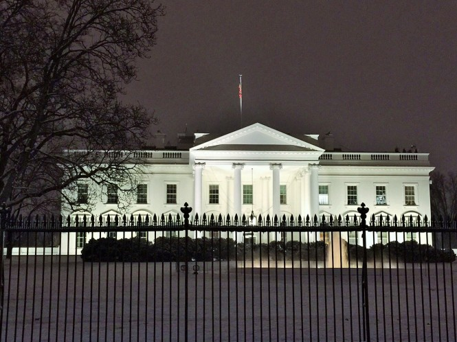Snowy Whitehouse