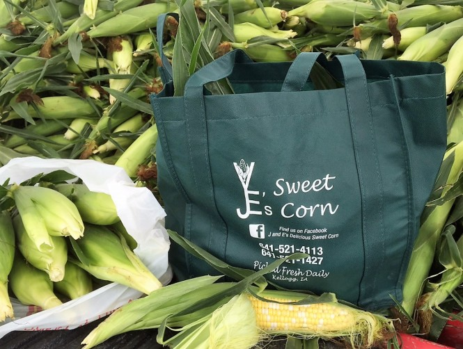 Sweet Corn Stand 2016